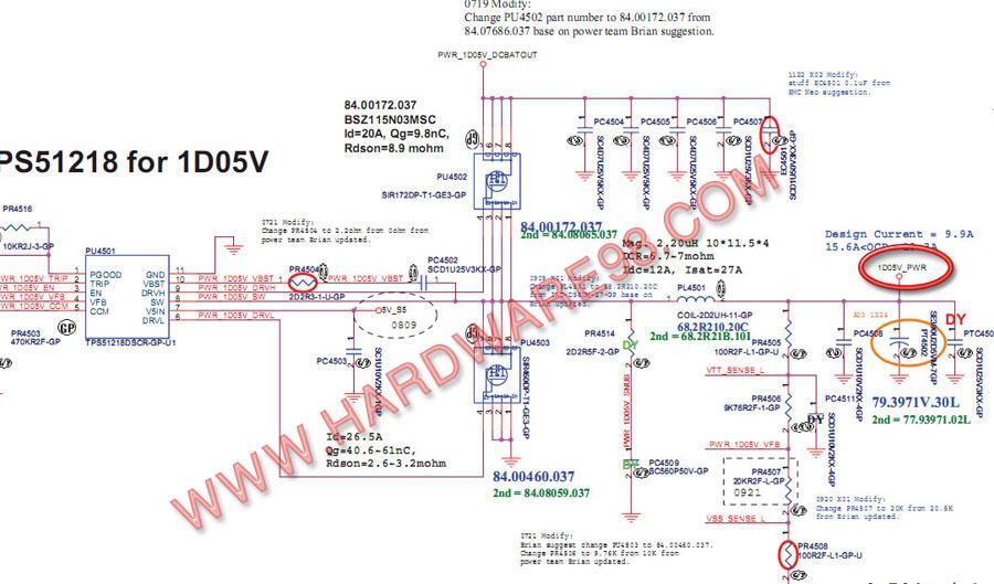 تصویر: http://www.hardware98.com/images/LAPTOP-REPAIR/hardware98.com%20S3%201.05V.jpg